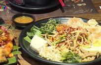 Độc đáo hương vị lá khì-hụt trong ẩm thực Lào