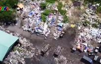 TP.HCM: Hỗ trợ người thu gom rác dân lập