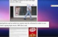 Anh đề xuất tăng thuế với doanh nghiệp bán lẻ trực tuyến
