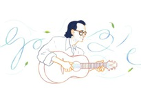 Google 28/2 vinh danh nhạc sỹ Trịnh Công Sơn trên công cụ tìm kiếm