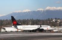"""Hai hãng hàng không lớn nhất Canada gặp khó khăn lớn vì Boeing 737 MAX bị """"cấm cửa"""""""
