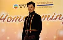 Trở lại TVB sau 5 năm, Lâm Phong nghẹn ngào