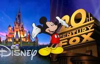 Hãng phim Walt Disney và 21st Century Fox chính thức sáp nhập