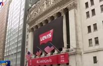 Levi Strauss quay trở lại thị trường chứng khoán đầy ấn tượng
