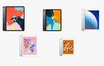 Nên lựa chọn mẫu iPad nào phù hợp?