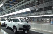VinFast đưa hơn 150 ô tô Lux ra nước ngoài kiểm thử