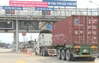BOT cầu Phú Mỹ thu phí không dừng: Lượng phương tiện trả phí qua thẻ Etag còn hạn chế
