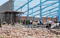 Khởi tố vụ sập tường làm 6 công nhân thiệt mạng