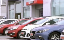 Doanh số bán xe ô tô tháng 2 giảm mạnh