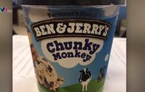 Mỹ thu hồi 2 loại kem của hãng Ben and Jerry's