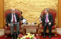 Hợp tác hiệu quả giữa Việt Nam và Quỹ Tiền tệ Quốc tế