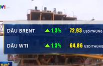 Giá dầu châu Á lên mức cao nhất kể từ tháng 11/2018