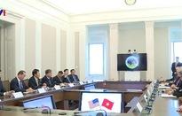 Việt Nam tăng cường hợp tác an ninh với Hoa Kỳ