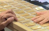 Giá vàng trên thị trường có xu hướng giảm