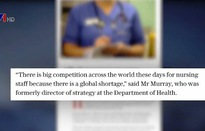 Nhiều cơ hội việc làm cho lao động y tá, điều dưỡng tại châu Á