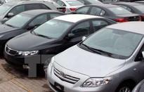 Lượng tiêu thụ xe nhập khẩu tăng mạnh
