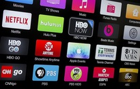 Thị trường truyền hình trực tuyến tăng trưởng vượt bậc