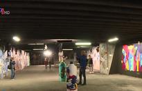 """Nghệ sĩ vẽ tranh đường phố trên thế giới tham gia triển lãm """"Sơn mới"""""""