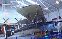 Tình yêu dành cho những chiếc máy bay cổ của người Anh