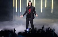"""""""John Wick"""" Keanu Reeves góp mặt trong trò chơi điện tử Cyberpunk 2077"""