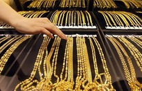 Giá vàng vượt mốc 40 triệu đồng/lượng