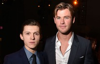 """""""Thần Sấm"""" Chris Hemsworth tiết lộ từng giúp Tom Holland nhận vai Người nhện"""
