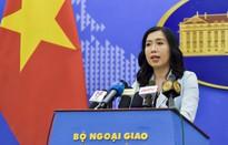 Việt Nam lên tiếng về việc hàng hóa nước ngoài dán nhãn hàng hóa Việt xuất sang nước thứ ba
