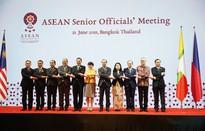 Việt Nam dự Hội nghị các quan chức cao cấp ASEAN