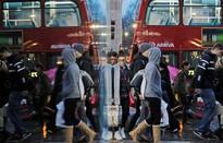 Tăng trưởng tiêu dùng ở Anh chậm nhất trong vòng 6 năm