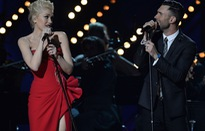Adam Levine vui mừng khi Gwen Stefani thế chỗ mình tại The Voice