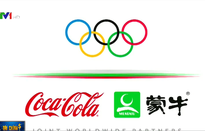 Thương hiệu Mỹ - Trung bắt tay tài trợ Olympic