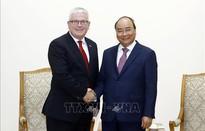 Thủ tướng tiếp Đại sứ Australia chào từ biệt kết thúc nhiệm kỳ