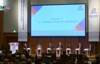 Hội nghị Bộ trưởng Bộ Tài chính G20: Nhật Bản đề xuất 3 chủ đề thảo luận chính