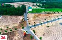 Công ty Địa ốc Alibaba rao bán cả đất nghĩa trang