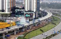 TP.HCM sắp đấu thầu thêm 5 tuyến đường sắt đô thị