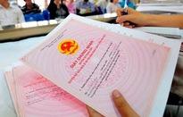 Bộ TN&MT yêu cầu kiểm tra việc thu hồi Giấy chứng nhận (sổ đỏ) đã cấp