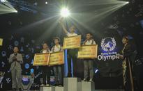 ẢNH: Giây phút đăng quang đầy cảm xúc của tân Quán quân Đường lên đỉnh Olympia Trần Thế Trung