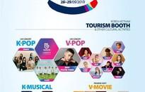 Triển lãm Du lịch và Giao lưu Văn hóa Hàn Quốc 2019