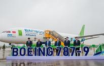 Bamboo Airways đón Boeing 787-9 Dreamliner tại Thọ Xuân, Thanh Hóa