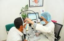 Suýt mù vì biến chứng đái tháo đường