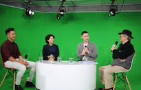 GLTT với Ban giám khảo Liên hoan Truyền hình toàn quốc lần thứ 40