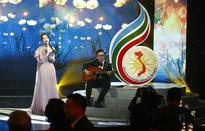 Thụy Vân hát, Sơn Lâm đàn trên sóng truyền hình trực tiếp