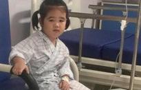 Giúp đỡ bệnh nhi tim bẩm sinh 4 tuổi
