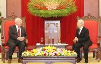 Tổng Bí thư, Chủ tịch nước tiếp đại sứ LB Nga đến chào từ biệt kết thúc nhiệm kỳ