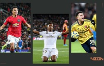 ẢNH: Top 10 cầu thủ trẻ đắt giá nhất thế giới