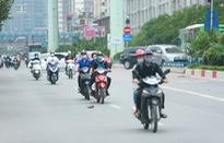 Chất lượng không khí Hà Nội đang chuyển biến tích cực