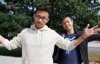 Làm giày từ bã cà phê và nhựa, 2 thanh niên Việt lọt danh sách bình chọn của Forbes