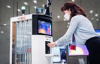 Robot khử khuẩn - Hy vọng mới trong cuộc chiến chống COVID-19