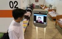 Singapore ứng dụng robot và trí tuệ nhân tạo trong phòng chống dịch COVID-19