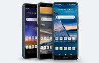 """Nokia trình làng bộ 3 smartphone """"khó hiểu"""" mới giá rẻ"""